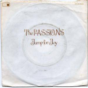Cover - Passions, The: Jump For Joy
