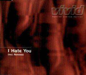 Cover - Vivid: I Hate You