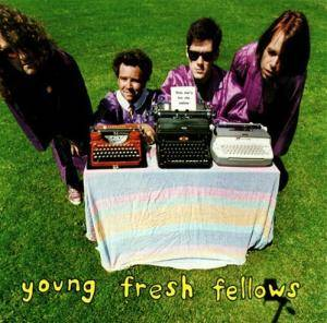 Cover - Young Fresh Fellows, The: This One's For The Ladies