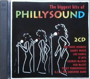 Cover - Philadelphia International All Stars: Biggest Hits Of Phillysound, The