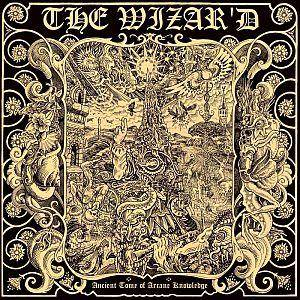 The Wizar'd: Ancient Tome Of Arcane Knowledge - Cover