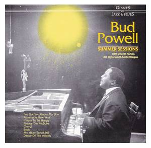 Cover - Bud Powell: Summer Sessions