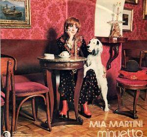 Cover - Mia Martini: Minuetto