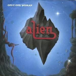 Cover - Alien: Only One Woman