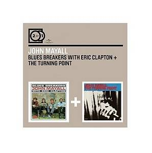 Cover - John Mayall & Eric Clapton: Blues Breakers With Eric Clapton/ The Turning Point