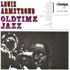 Cover - McKenzie & Condon Chicagoans: Louis Armstrong / Oldtime Jazz