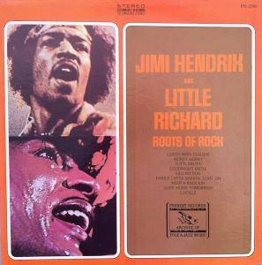Cover - Little Richard & Jimi Hendrix: Roots Of Rock