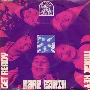 Rare Earth: Get Ready - Cover