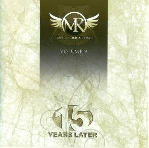 Cover - Danny Danzi: Melodicrock.Com - Volume 9: 15 Years Later