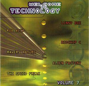 Welcome To Technology Volume 7 - Cover