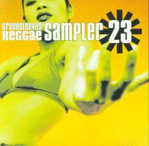Greensleeves Reggae Sampler 23 - Cover