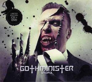 Cover - Gothminister: Utopia