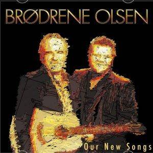 Cover - Olsen Brothers: Our New Songs