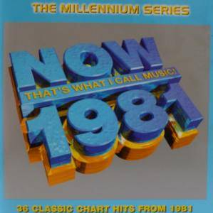 Cover - Starsound: NOW That's What I Call Music! 1981 - Millennium Series [UK Series]