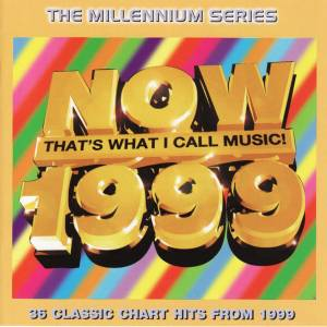 Cover - Lolly: NOW That's What I Call Music! 1999 - Millennium Series [UK Series]