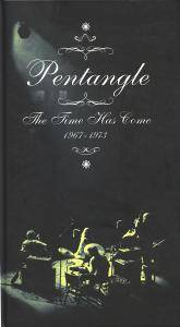 Pentangle: Time Has Come 1967-1973, The - Cover
