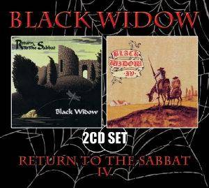 Cover - Black Widow: Return To The Sabbat/IV