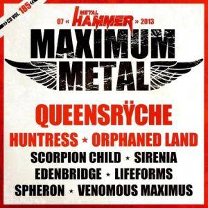 Metal Hammer - Maximum Metal Vol. 185 (CD) - Bild 1