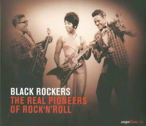 Black Rockers - The Real Pioneers Of Rock'n'Roll - Cover