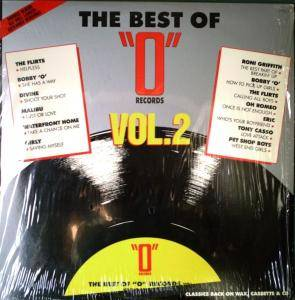 "Cover - Roni Griffith: Best Of ""O"" Records Vol. 2, The"