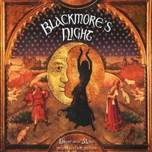 Cover - Blackmore's Night: Dancer And The Moon