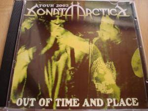 Cover - Sonata Arctica: Out Of Time And Place