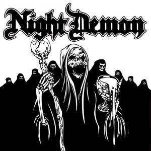 Night Demon: Night Demon (Mini-CD / EP) - Bild 1