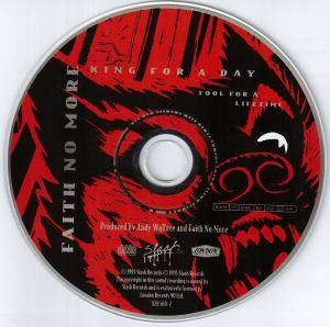Faith No More: King For A Day, Fool For A Lifetime (CD) - Bild 5
