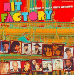 Cover - Ferry Aid: Hit Factory - Hits Made By Stock Aitken Waterman