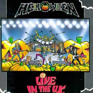 Helloween: Live In The U.K. (LP) - Bild 1