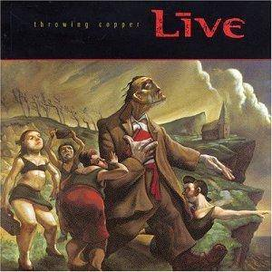 Live: Throwing Copper - Cover