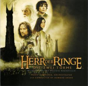 Howard Shore: The Lord Of The Rings - The Two Towers (CD) - Bild 2