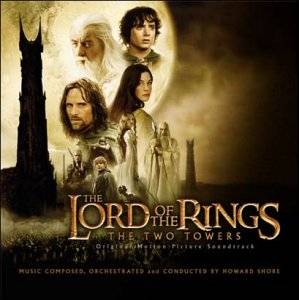 Howard Shore: The Lord Of The Rings - The Two Towers (CD) - Bild 1