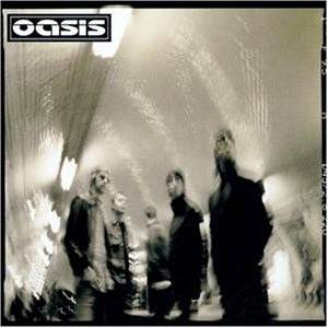 Oasis: Heathen Chemistry - Cover