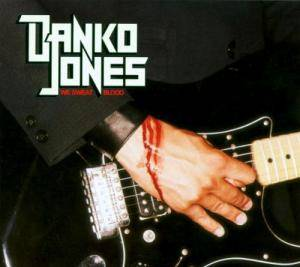 Cover - Danko Jones: We Sweat Blood