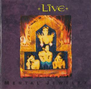 Cover - Live: Mental Jewelry