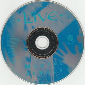 Live: Mental Jewelry (CD) - Bild 4