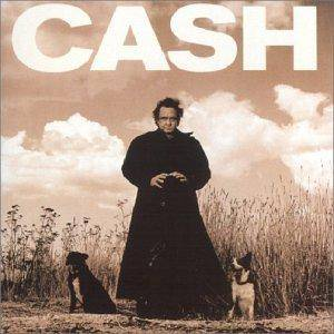 Johnny Cash: American Recordings - Cover