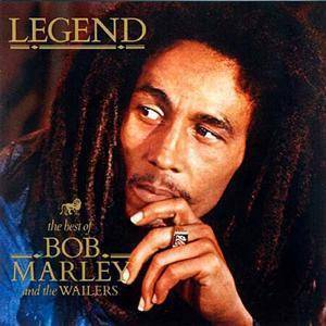 Bob Marley & The Wailers: Legend - The Best Of Bob Marley And The Wailers - Cover