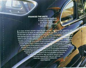 The Mars Volta: Frances The Mute (CD) - Bild 9