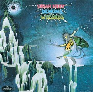 Uriah Heep: Demons And Wizards - Cover