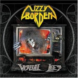 Cover - Lizzy Borden: Visual Lies