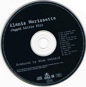 Alanis Morissette: Jagged Little Pill (CD) - Bild 5