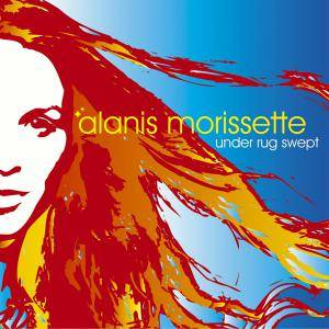 Alanis Morissette: Under Rug Swept - Cover