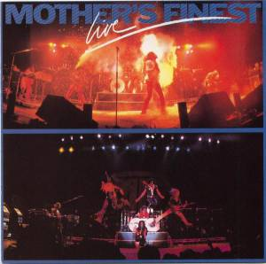 Mother's Finest: Live (CD) - Bild 1