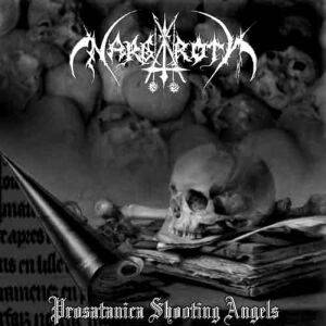 Nargaroth: Prosatanica Shooting Angels - Cover