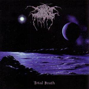 Cover - Darkthrone: Total Death