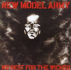 New Model Army: No Rest For The Wicked - Cover