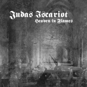 Judas Iscariot: Heaven In Flames - Cover