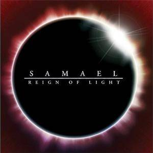 Samael: Reign Of Light - Cover